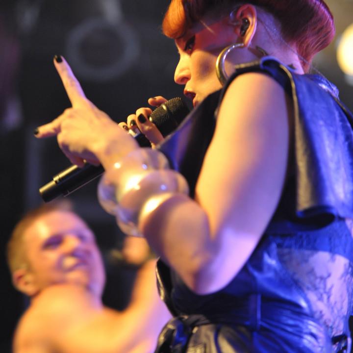 Scissor Sisters live in Berlin 13.07.10 − 06