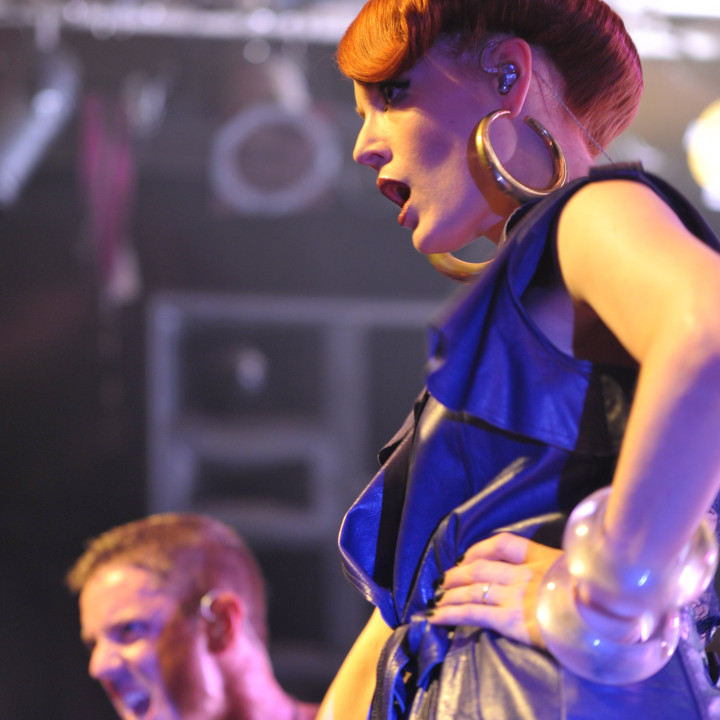 Scissor Sisters live in Berlin 13.07.10 − 07