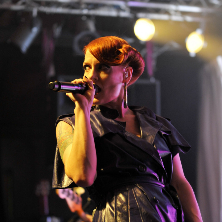 Scissor Sisters live in Berlin 13.07.10 − 08
