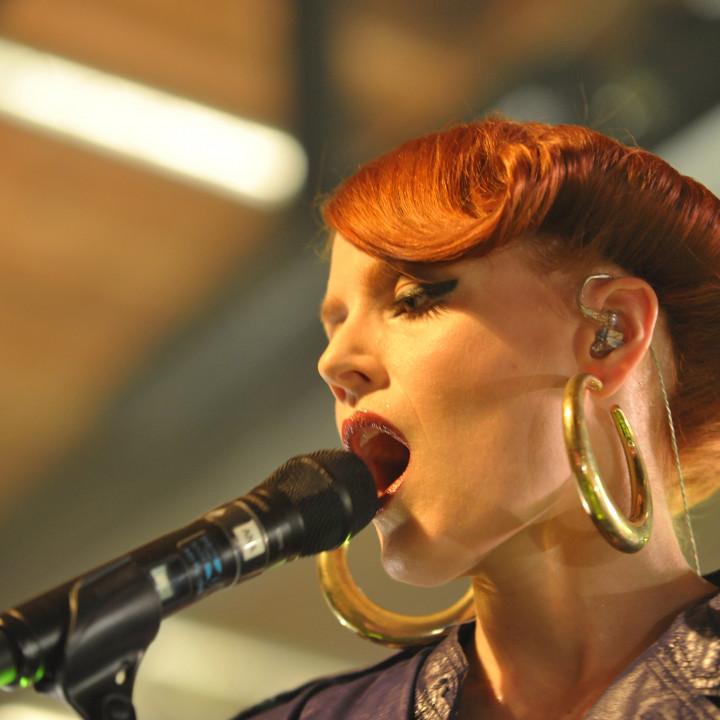 Scissor Sisters live in Berlin 13.07.10 − 10