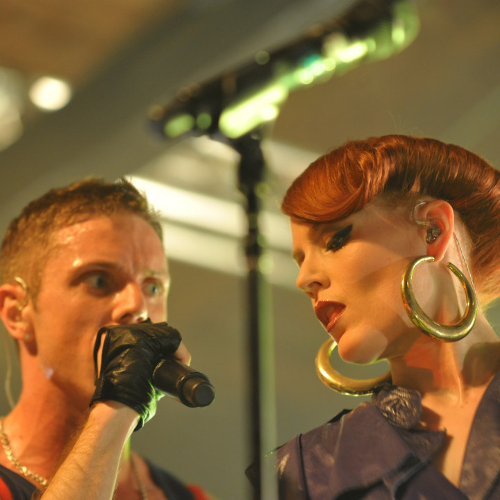 Scissor Sisters live in Berlin 13.07.10 − 11