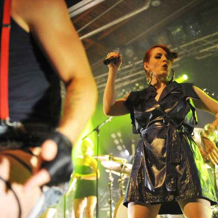 Scissor Sisters live in Berlin 13.07.10 − 13