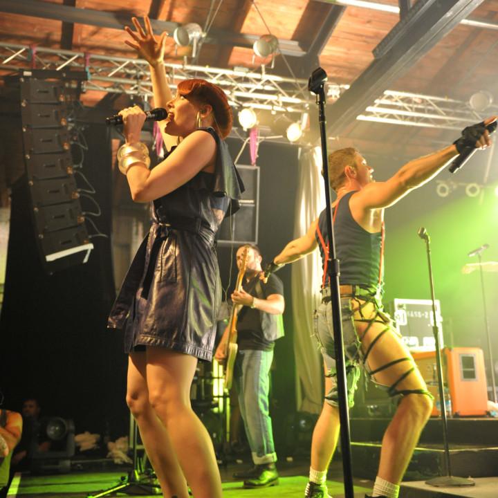Scissor Sisters live in Berlin 13.07.10 − 15