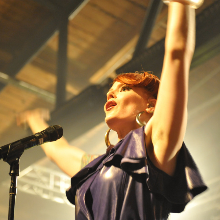 Scissor Sisters live in Berlin 13.07.10 − 18
