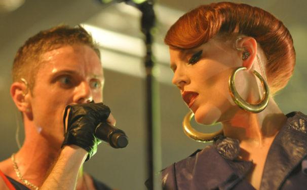 Scissor Sisters, Fotos vom Konzert in Berlin online