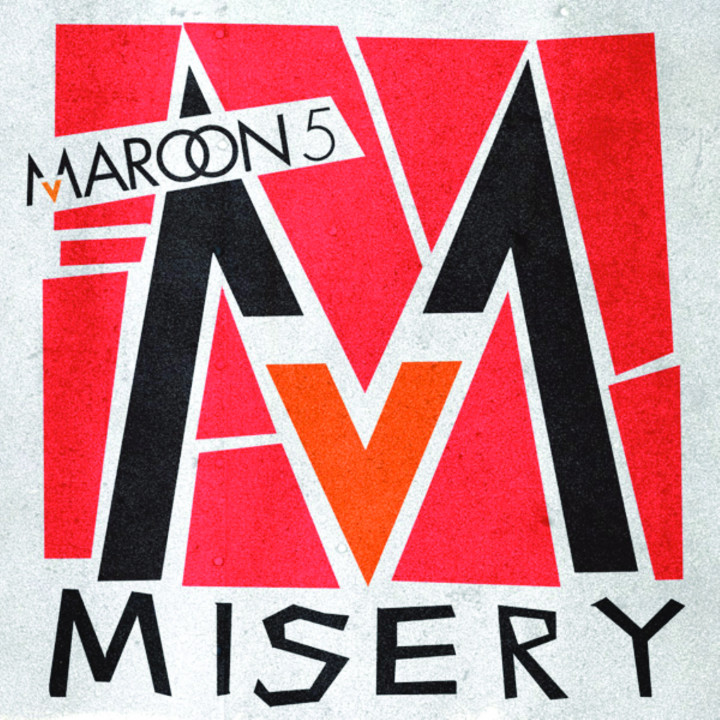Maroon 5 Single Cover 2010