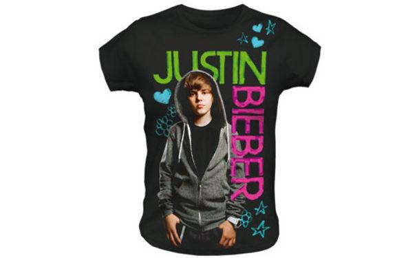 Justin Bieber, Es gibt neuen Justin-Merch!