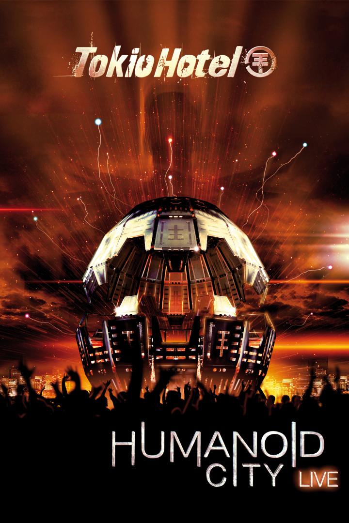 Humanoid City Live DVD
