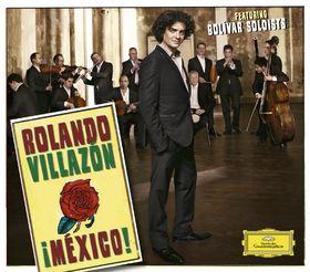Rolando Villazón, ¡México!, 00028947790129