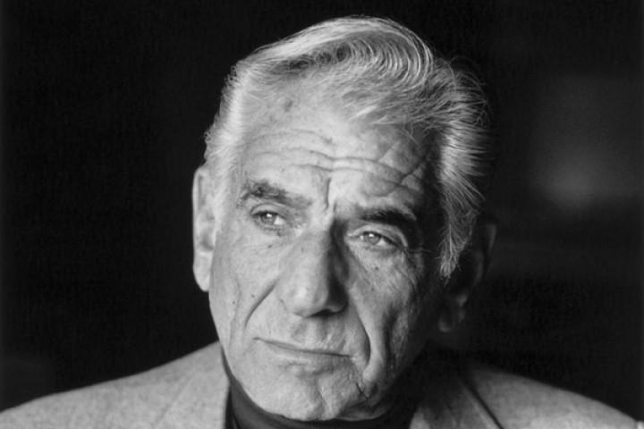 Leonard Bernstein © by Susesch Bayat / DG
