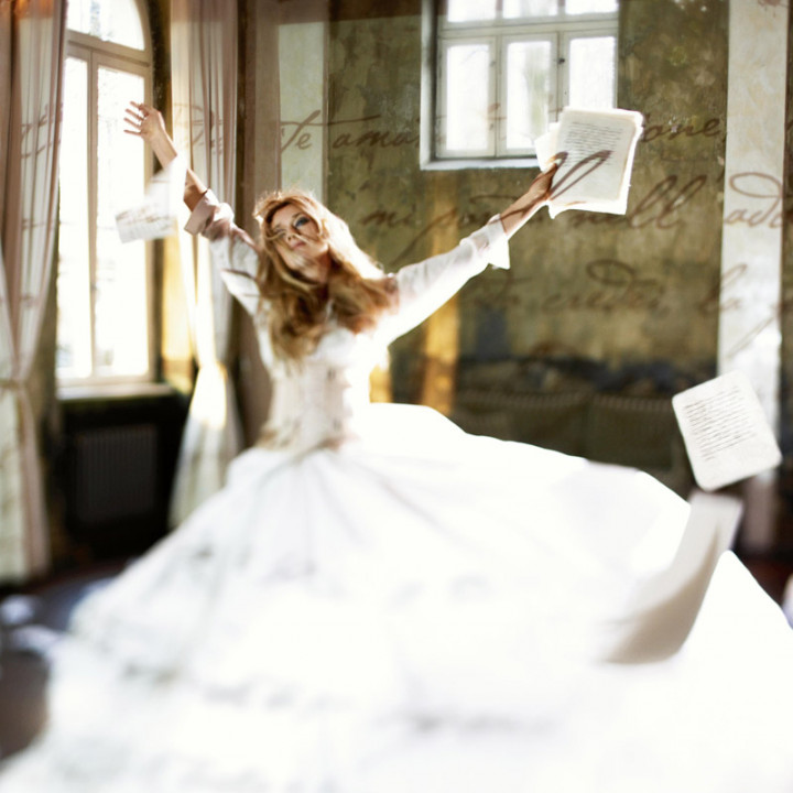 Magdalena Kozena ©Esther Haase / DG