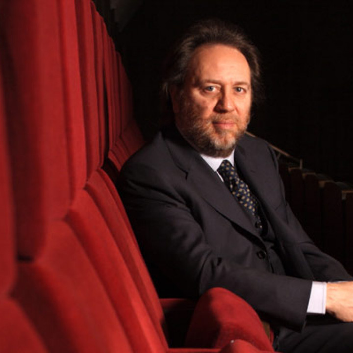 Riccardo Chailly ©by Benjamin Ealovega / Decca