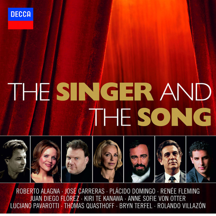 The Singer and the Song: Pavarotti/Florez/Terfel/Sutherland/Fleming/+