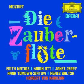 Opera!, Mozart, W.A.: Die Zauberflöte, 00028947791157