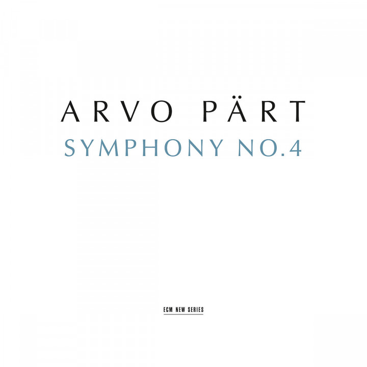 Arvo Pärt: Symphony No. 4