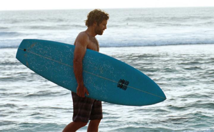Jack Johnson - Surfboard