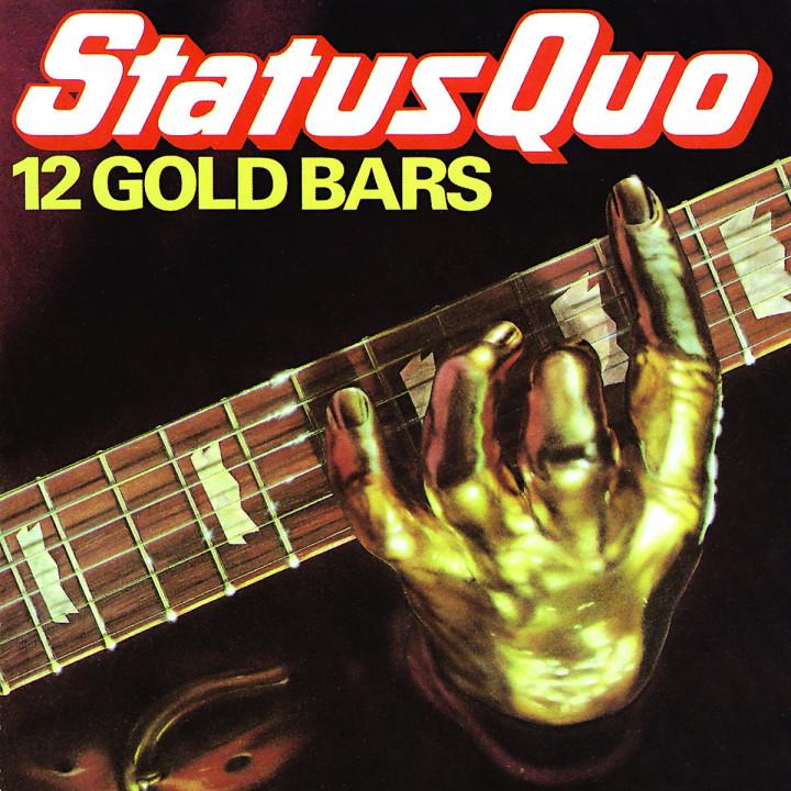 TWELVE GOLD BARS              : STATUS QUO
