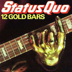 Status Quo, 12 Gold Bars, 00042280006228