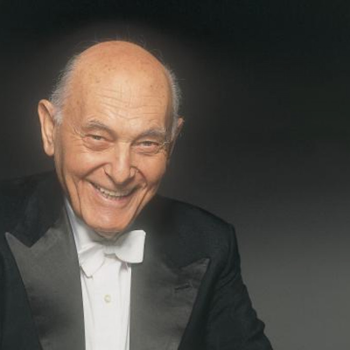 Sir Georg Solti © Terry O'Neil / Deccal