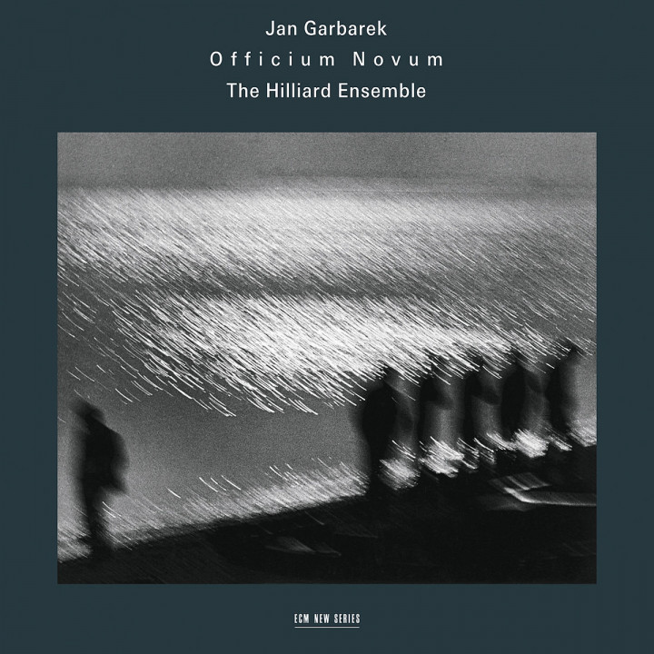 Officium Novum: Garbarek,Jan/Hilliard Ensemble,The