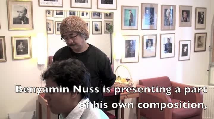 Benyamin Nuss meets Nobuo Uematsu