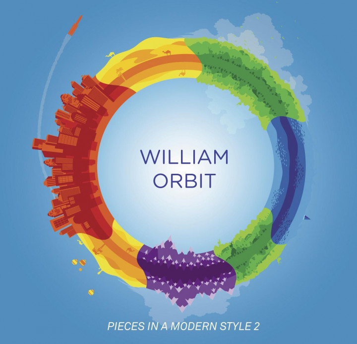 William Orbit - Piecey in a modern style 2
