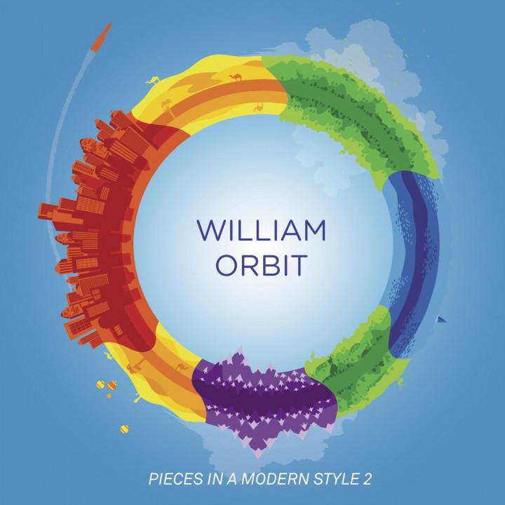 William Orbit - Piecey in a modern style 2