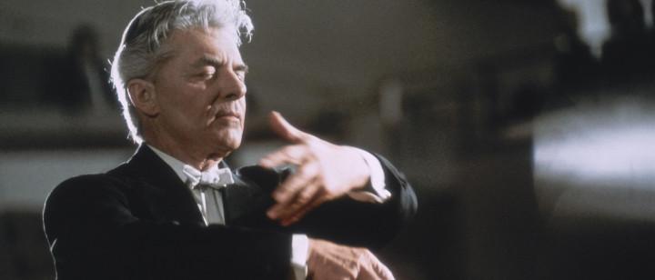 Herbert von Karajan © Siegfried Lauterwasser / UNITEL