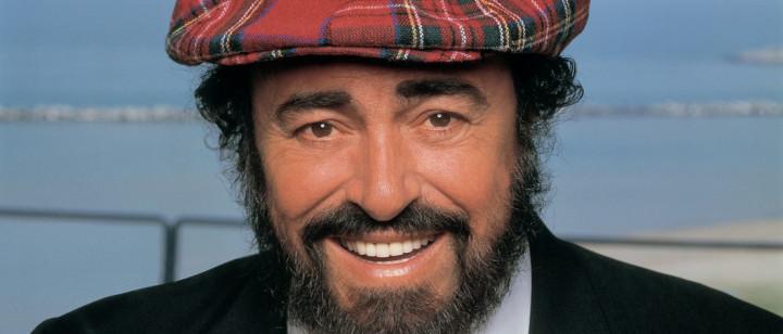 Luciano Pavarotti © Decca Terry O Neill