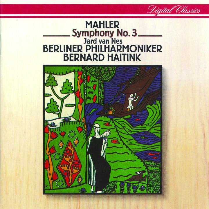 MAHLER:SINF NR.3              : HAITINK/BP