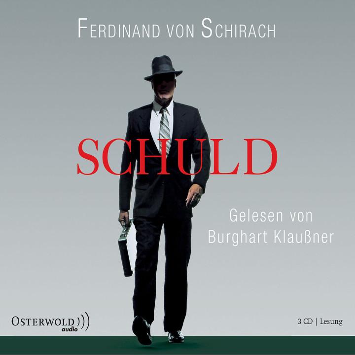 Ferdinand von Schirach: Schuld: Klaußner,Burghardt