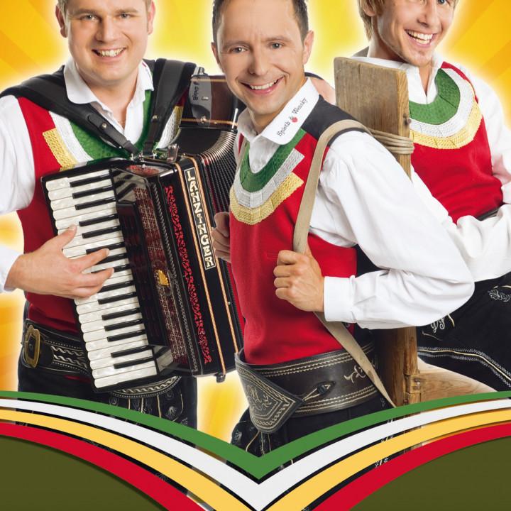 Die Jungen Zillertaler – Pressebilder 2010