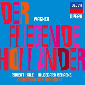 Opera!, Wagner: Der fliegende Hollander, 00028947825036