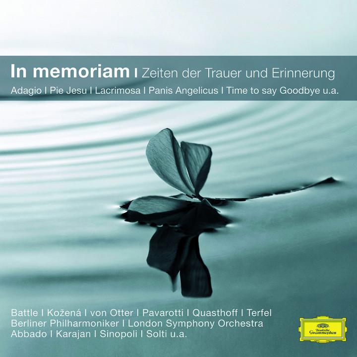 In memoriam - Zeiten der Trauer und Erinnerung(CC): Various Artists