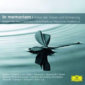Classical Choice, In memoriam - Zeiten der Trauer und Erinnerung, 00028948042326