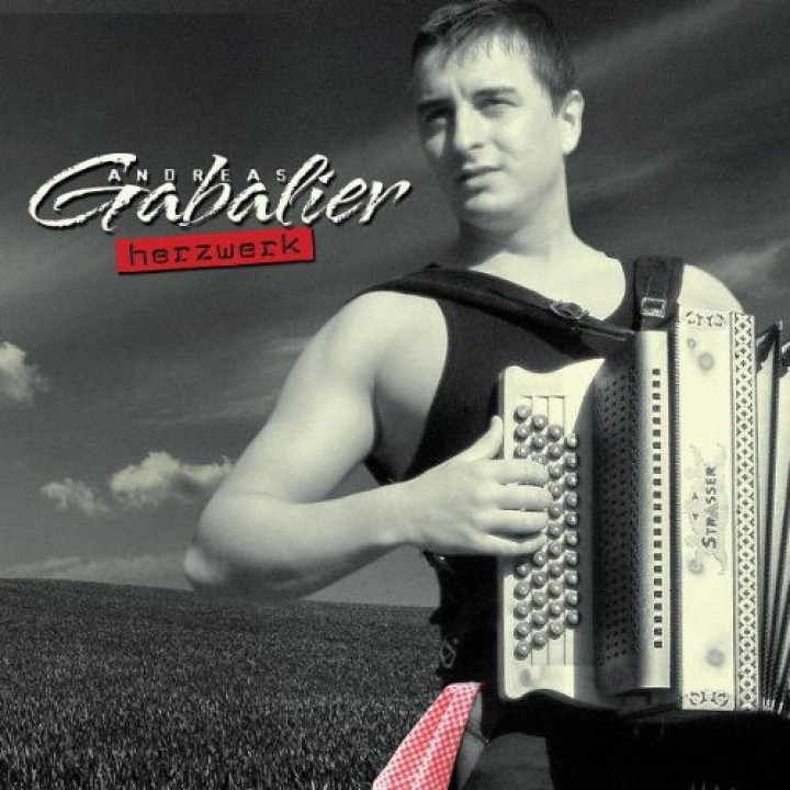Andreas Gabalier Herzwerk Cover