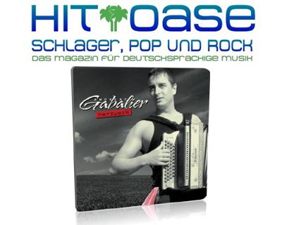Andreas Gabalier, Andreas Gabalier Herzwerk - CD Besprechung von Dirk Neuhaus auf Hit-Oase.de