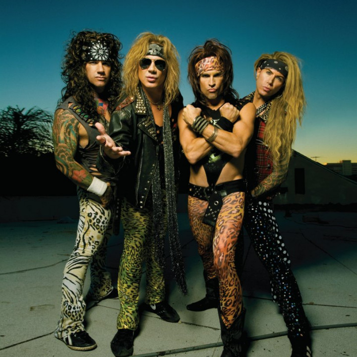 Steel Panther 2010 02
