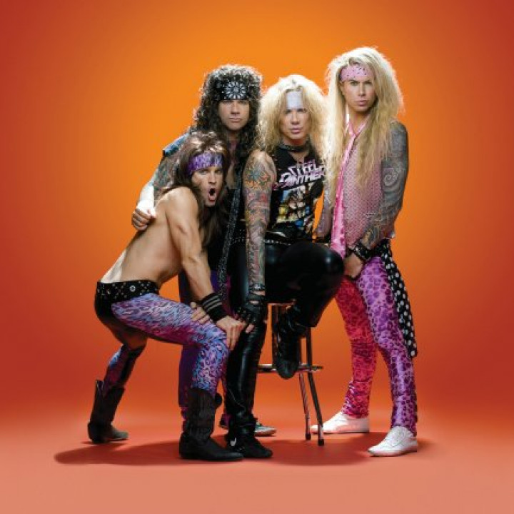Steel Panther 2010 05