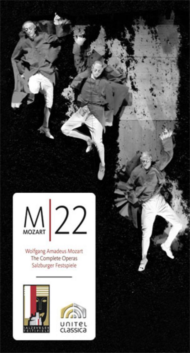 Wolfgang Amadeus Mozart, Mozarts Opernkosmos - Die 33-DVD-Edition Mozart 22