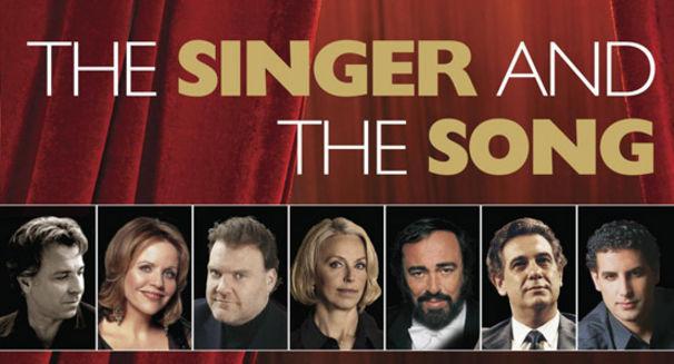 Luciano Pavarotti, Die populäre Seite - Große Opernstimmen singen Klassiker der Pop-Musik