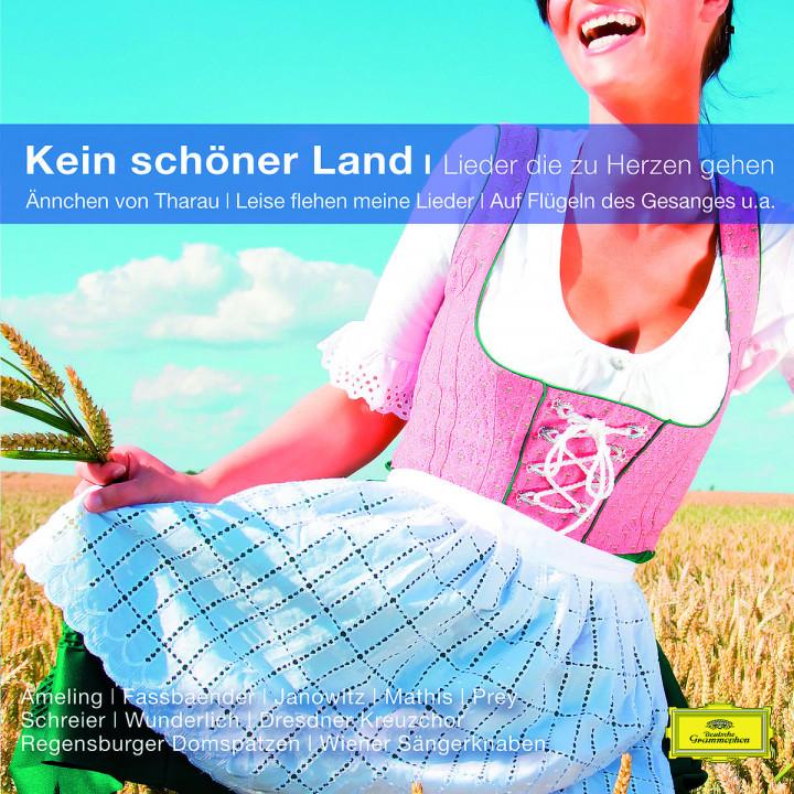 Kein schöner Land - Lieder die zu Herzen gehen(CC): Ameling/Janowitz/Prey/Schreier/+