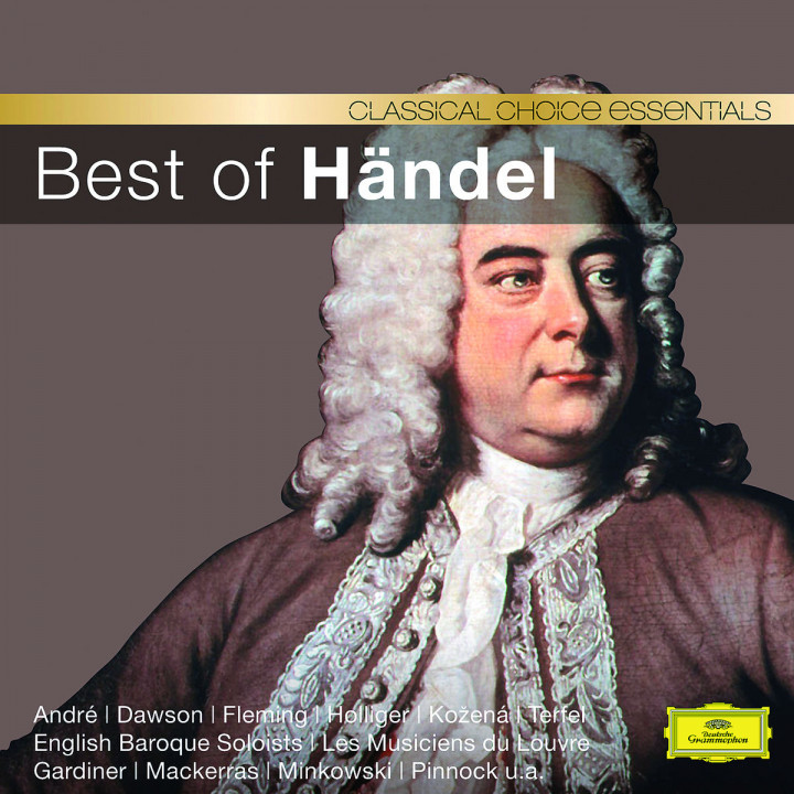 Best of Händel (CC): Various Artists