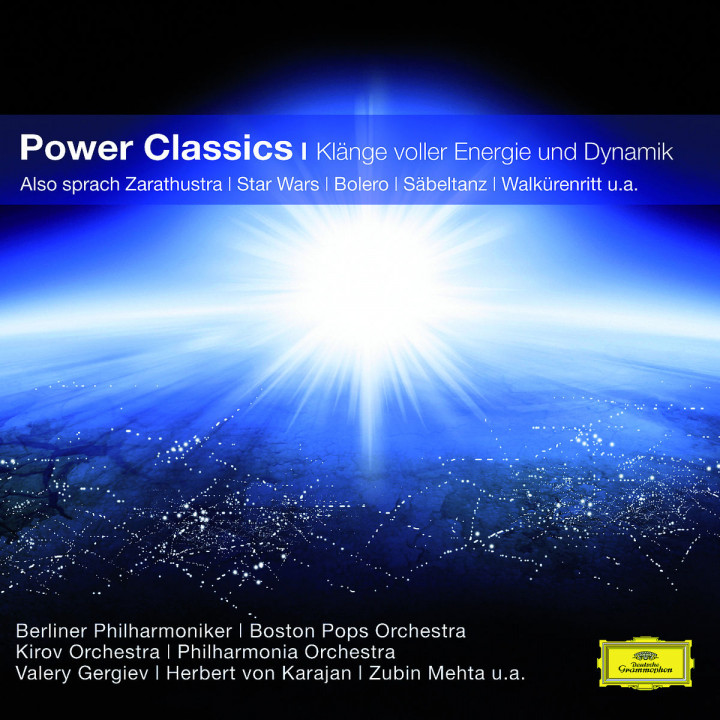 Power Classics - Voller Energie und Dynamik (CC): Various Artists
