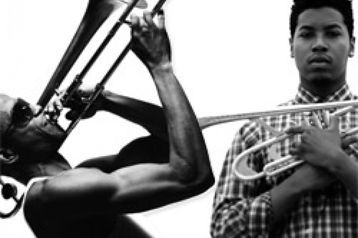 Trombone Shorty & Christian Scott © Universal Music Group