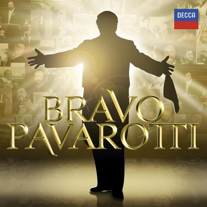 Bravo Pavarotti: Pavarotti/Freni/Sutherland/Bonynge/Karajan/Solti/+