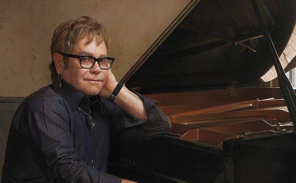 Elton John, The Union kommt in die Läden!
