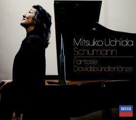 Mitsuko Uchida, Schumann: Davidsbündlertanzer, Op.6 ; Fantasie, Op.7, 00028947822806