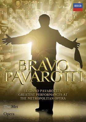 Luciano Pavarotti, Bravo Pavarotti, 00044007433492