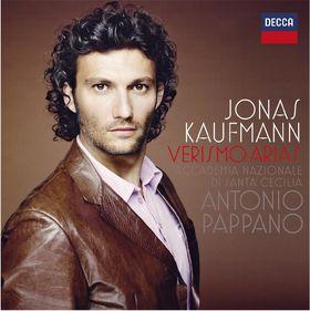 Jonas Kaufmann, Verismo Arias, 00028947822585